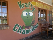 Krafty Chameleon and Coffee Shop